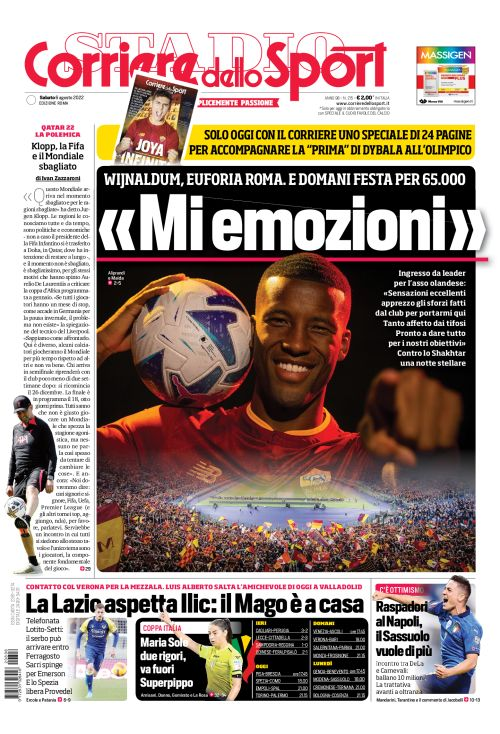 SS Lazio - Page 2 RM_frontpage